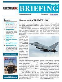 BRIDEX Briefing 2011