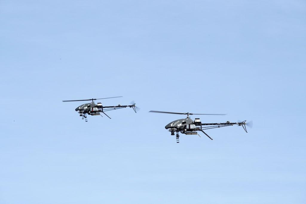 """IAI Introduces """"MultiFlyer"""" Unmanned Rotorcraft Offering"""