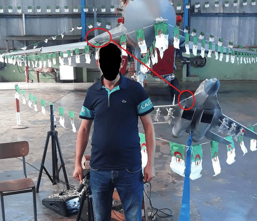 MIG-29.Algeria