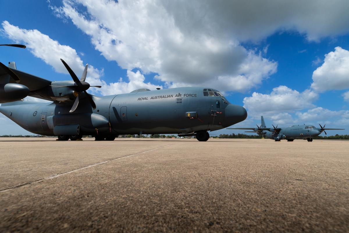 The RAAF has completed the installation of a high-speed SATCOM system on a second C-130J Hercules providing in-flight internet connectivity to crew and passengers