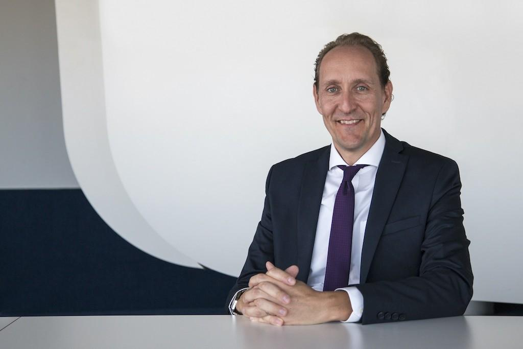 Swiss International Air Lines Appoints Dieter Vranckx as New CEO