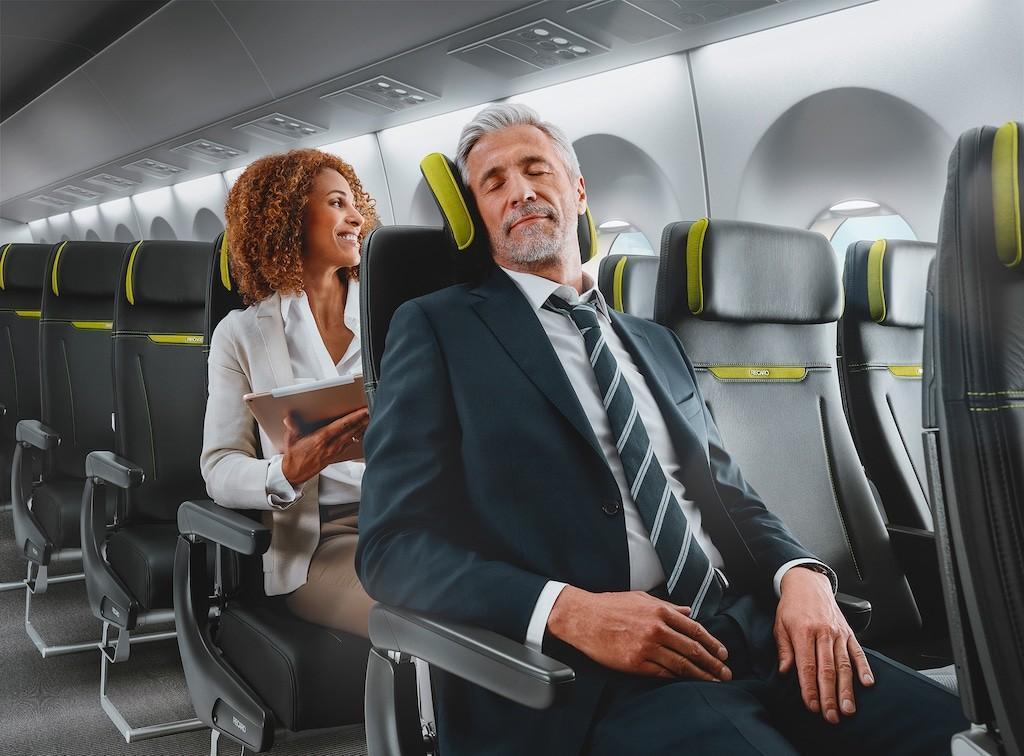 SL3710 economy class seat