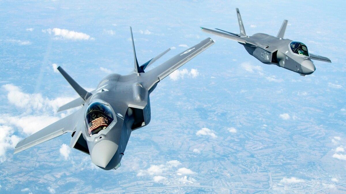F-35 الإمارات