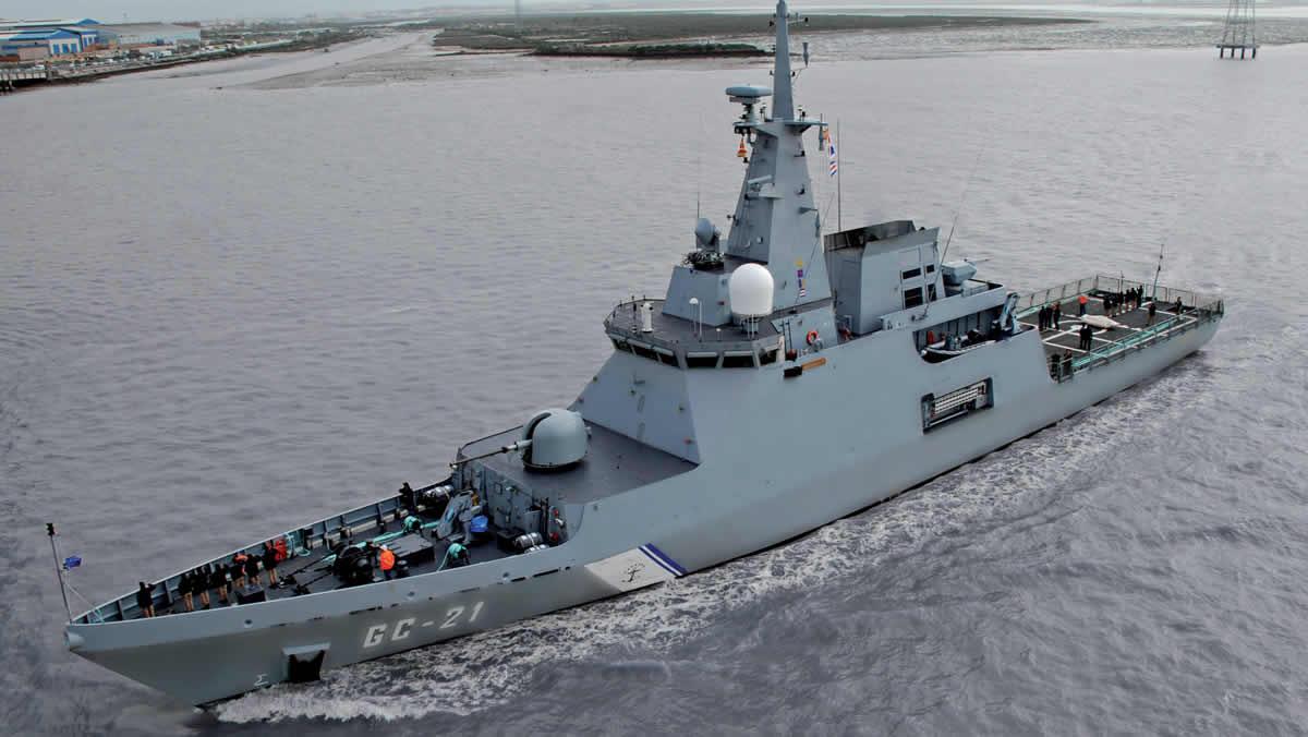 Navantia-Royal-Moroccan-Navy المغرب نافانتيـا