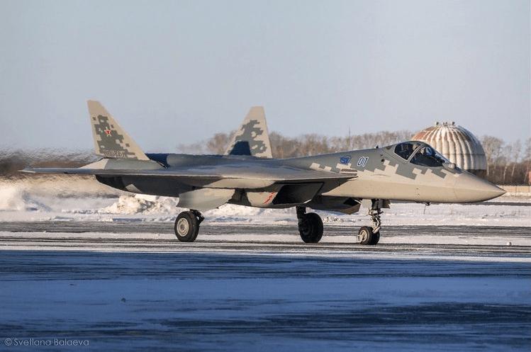 Russia - Su-57 - UAC