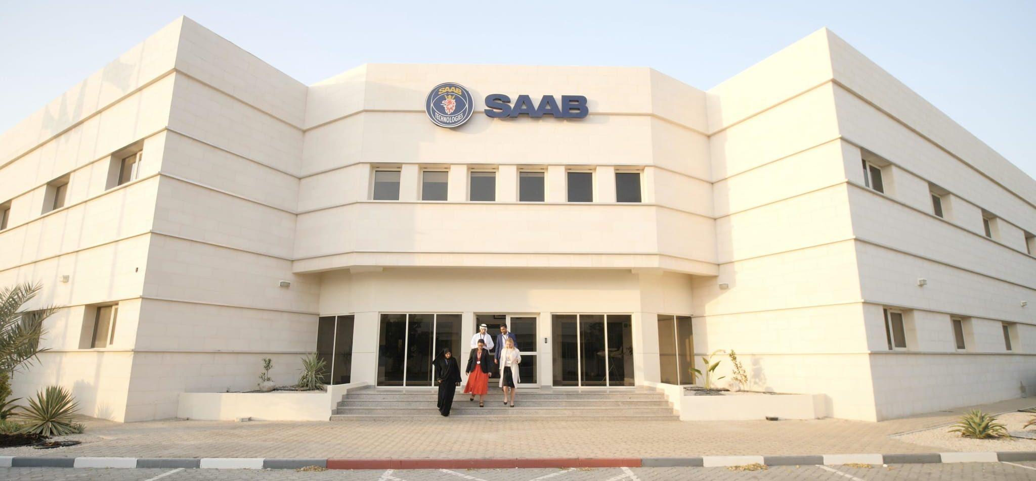 Saab-Abu Dhabi ساب