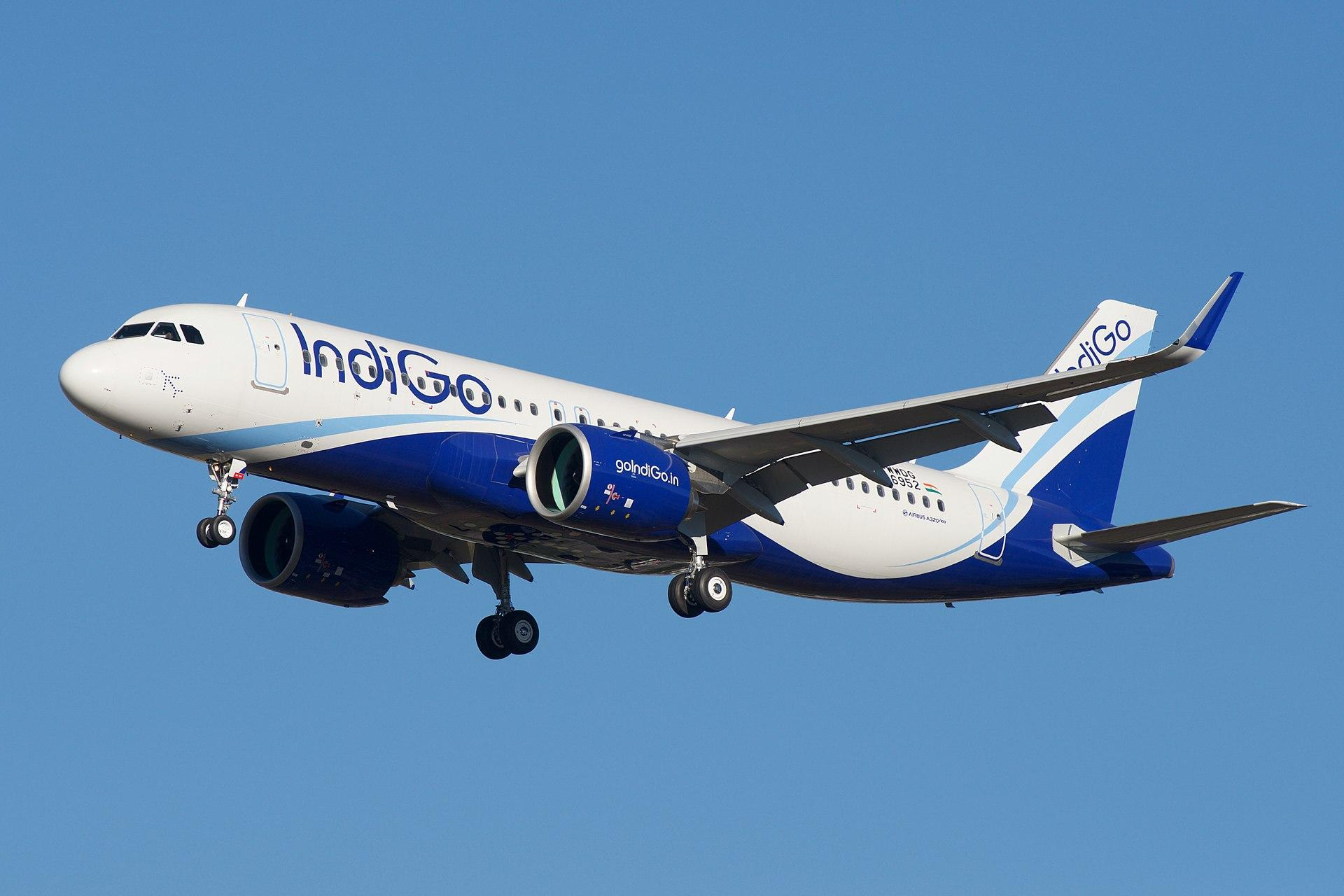 BOC Aviation signed purchase-and-leaseback agreements with IndiGo