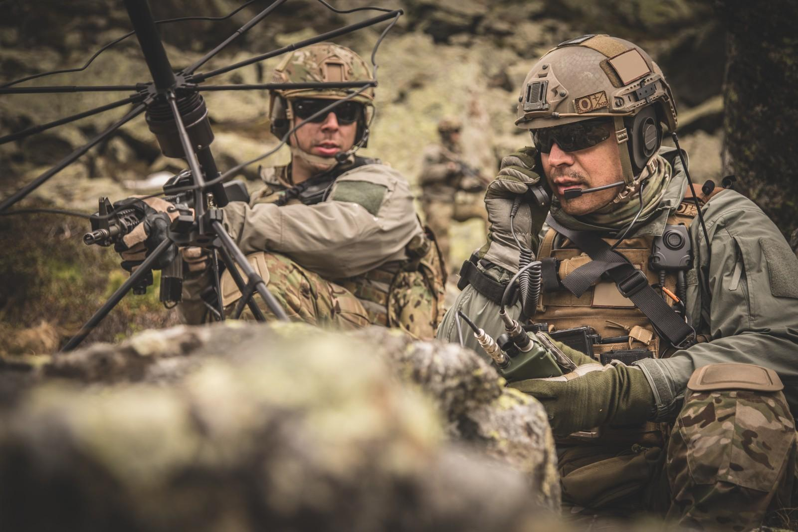 """The German Bundeswehr has awarded RUAG with a """"Multinational Interoperable Radio Connection Point"""" contract"""