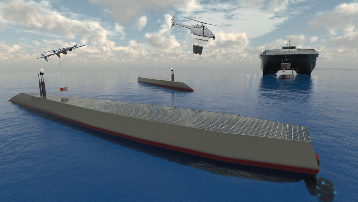 The U.S. Defence Advanced Research Projects Agency (DARPA) has selected L3Harris Technologies to design an autonomous surface ship concept