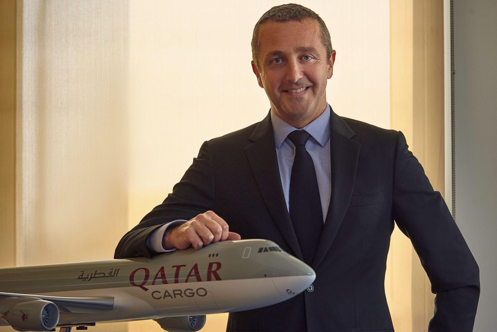 الشحن الخطوط الجوية القطرية