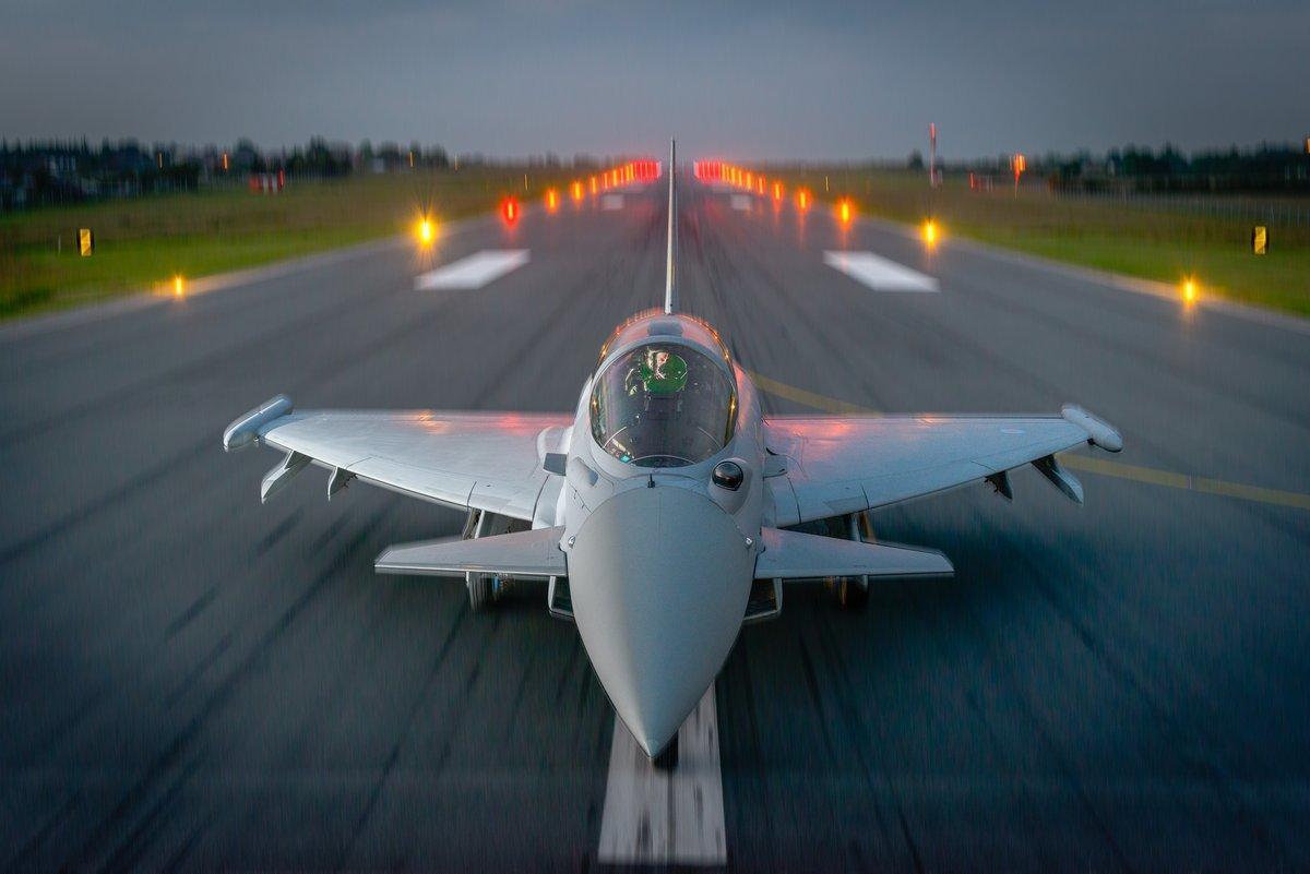 Leonardo will supply the Praetorian Defensive Aids Sub-System (DASS) on behalf of the EuroDASS Consortium for new German Eurofighter Typhoons