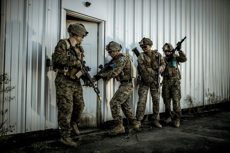 Saab's Live MCTIS Training System will replace the U.S. Marine Corps' current Instrumentation and Tactical Engagement Simulation Systems