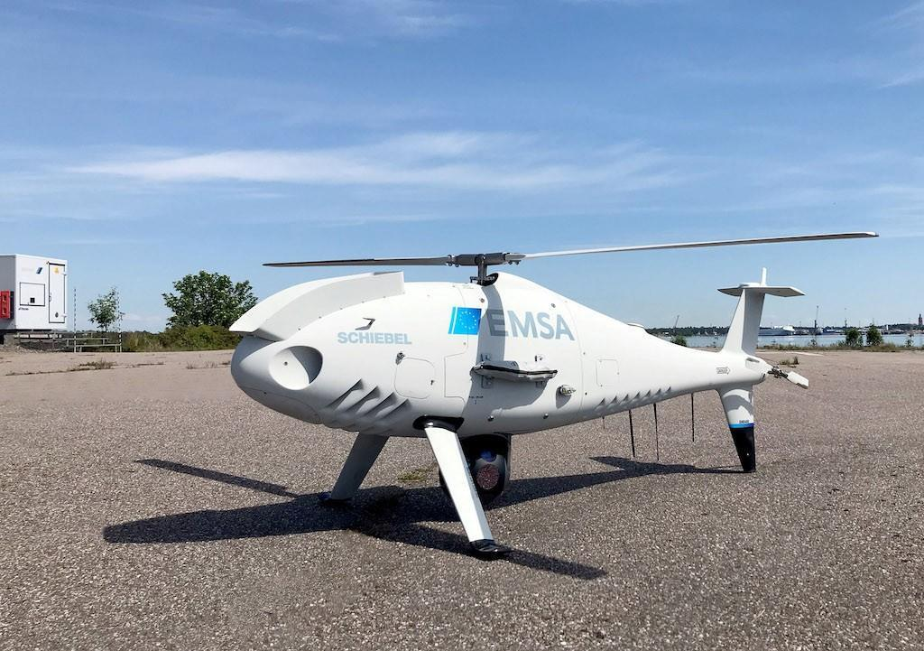 Finnish Border Guard once again operating CAMCOPTER S-100 Remotely Piloted Aircraft System (RPAS) for Coast Guard functions