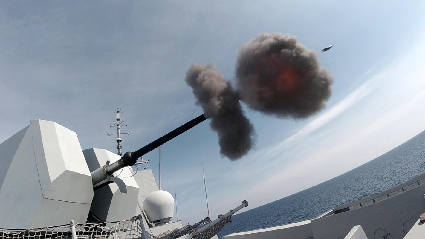 Leonardo's naval systems were put through their paces in NATO's main air defence and anti-missile exercise Formidable Shield 2021