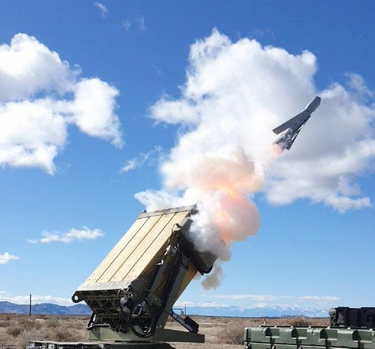 هيرو-120 The US Marine Corps selects Hero-120 aerial loitering munition system for its Organic Precision Fire Mounted (OPF-M) requirement